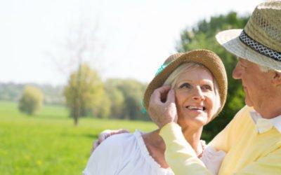 Schon im Frühling: Sonnenschutz