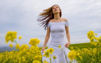 Allergie: Pollen dringen auch über die Haut ein