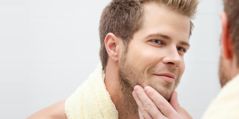 Rasur – Stress für die Haut ... schon gewusst?