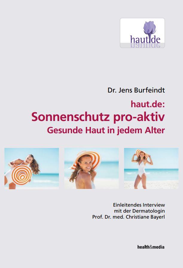 Cover eBook Sonnenschutz pro-aktiv
