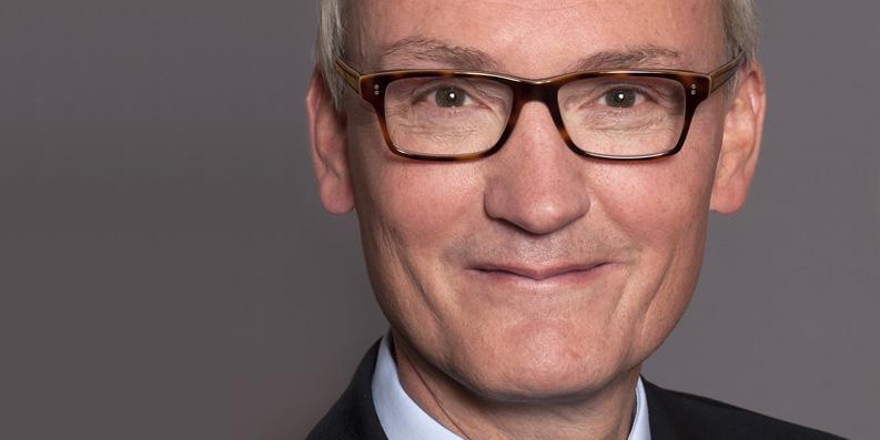 Portrait Dr. Holger Brackemann