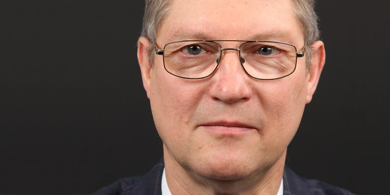 Portrait Prof. Dr. Dr. Jürgen Lademann