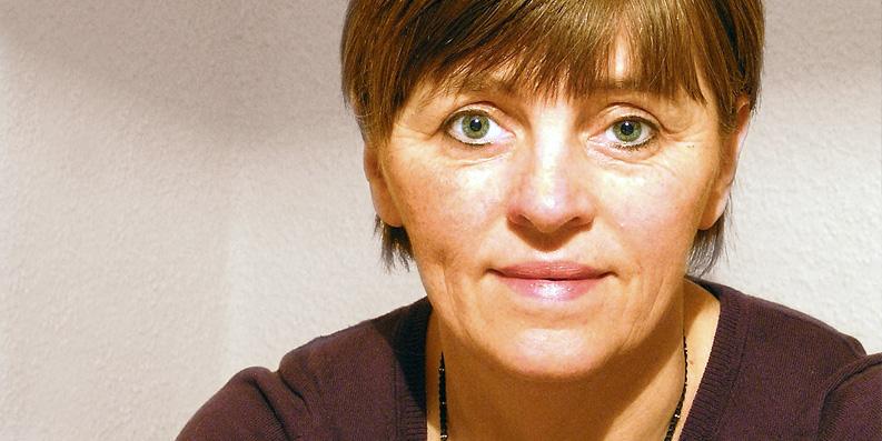 Portrait Dr. Silvia Pleschka