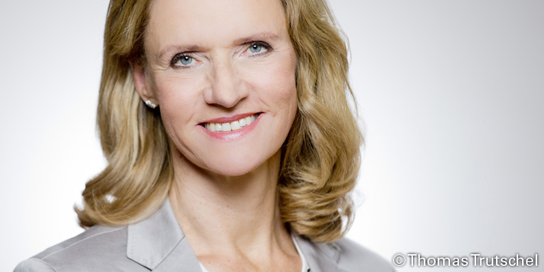 Portrait Prof. Dr. Lucia A. Reisch