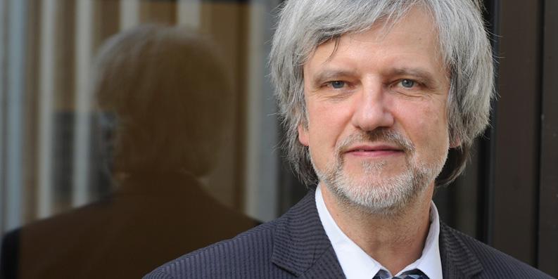 Portrait Prof. Dr. Ortwin Renn