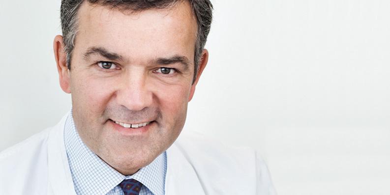 Portrait Prof. Dr. Volker Steinkraus