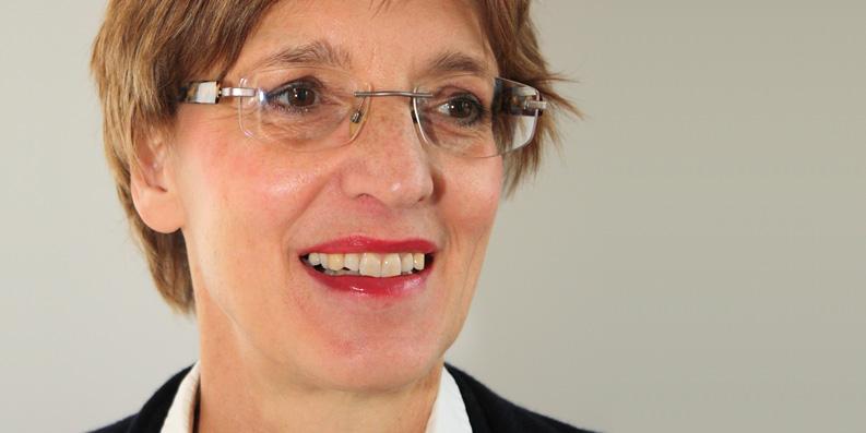 Portrait Frau Dr. Walther
