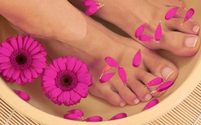 Erfrischung – Abkühlung durch kaltes Fußbad ... schon gewusst?