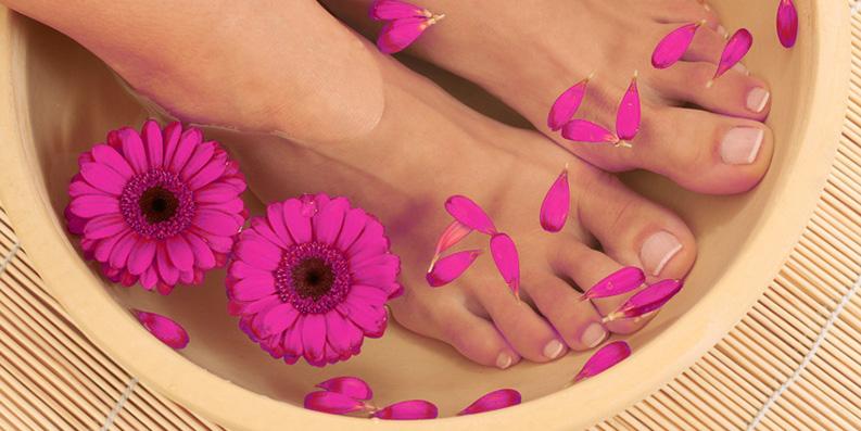 Fußpflege – Fußbad ... schon gewusst?