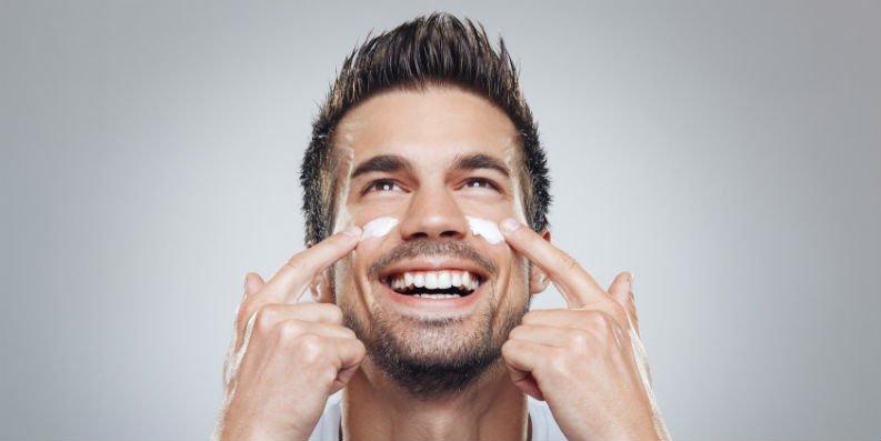 Männerhaut – hohes Wasserbindungsvermögen ... schon gewusst?