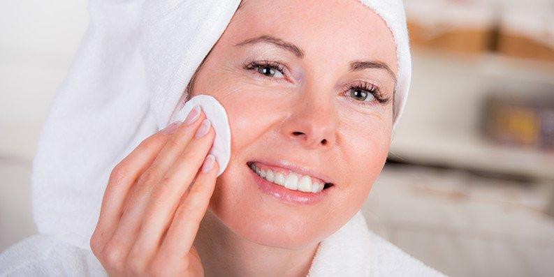 Milde Gesichtsreinigung – bessere Durchblutung ... schon gewusst?