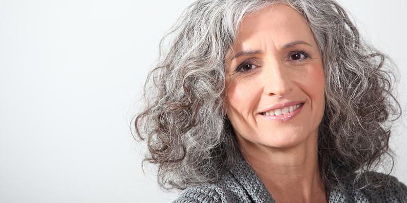 Graues Haar – stressbedingt?