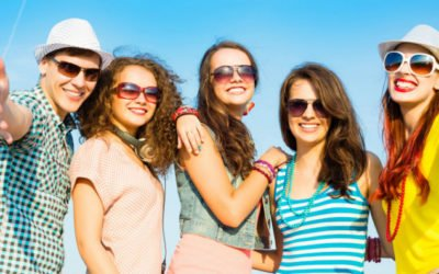 Kosmetik für junge Haut