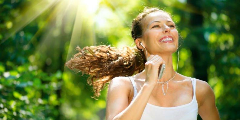 UV-Strahlen – Beschädigung der Haare vermeiden ... schon gewusst?
