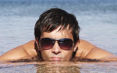 Hautpflege vor und nach dem Schwimmvergnügen