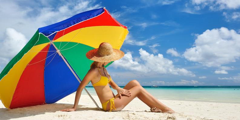 Sommerzeit –Dürrezeit: Haut mit Feuchtigkeit versorgen