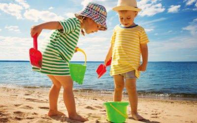 Absolut wichtig – Sonnenschutz für Säuglinge und Kleinkinder ... schon gewusst?