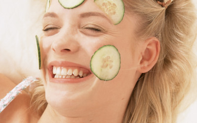 Fruchtvolle Schönheitspflege