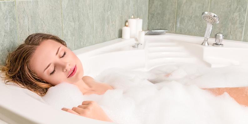 Bad in der Wanne – ideale Wassertemperatur ... schon gewusst?