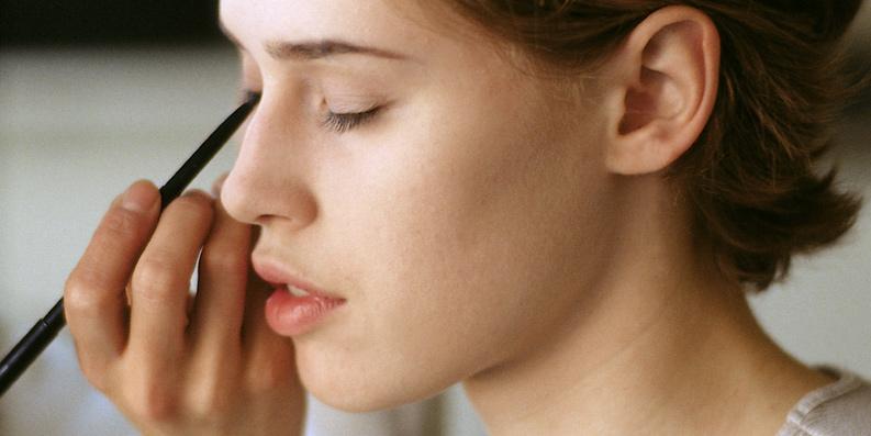 Augen-Make-up – Blickfang ... schon gewusst?