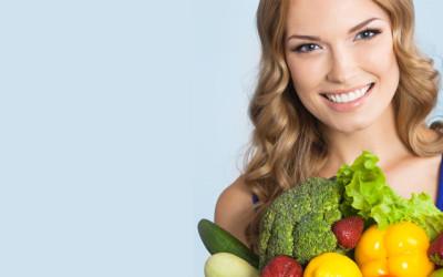 Ernährung gut – Kopfhaut gesund – Haare schön ... schon gewusst?