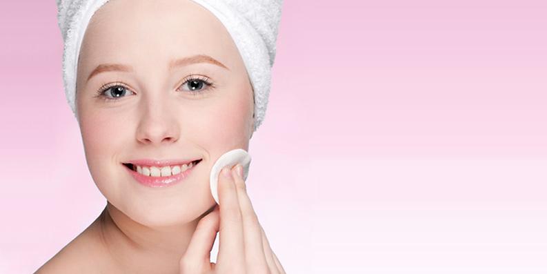 Sensible Haut sucht sanfte Pflege