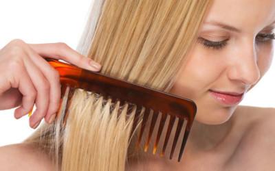 Abhilfe bei geschädigter Struktur des Haares