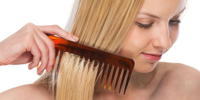 Kräftiges und gesundes Haar – ohne Spliss