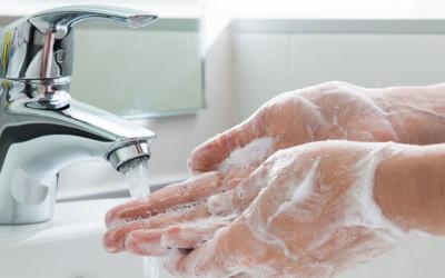 """""""Reinheitsgebot"""" in der Virenzeit – Handhygiene"""