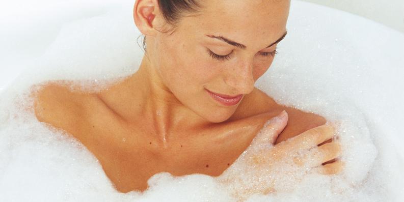 Wellness im heimischen Bad