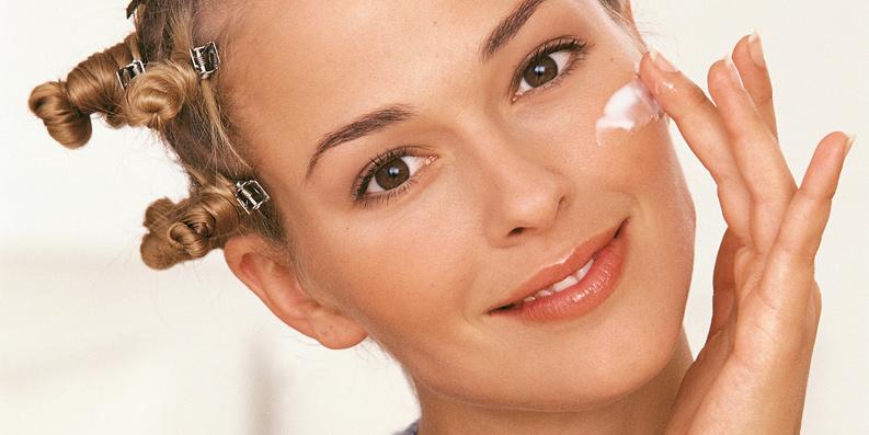 Ampulle zur Gesichtspflege ... schon gewusst?