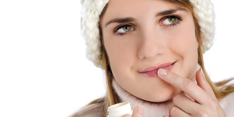 Lippen – eingeschränkter Eigenschutz ... schon gewusst?