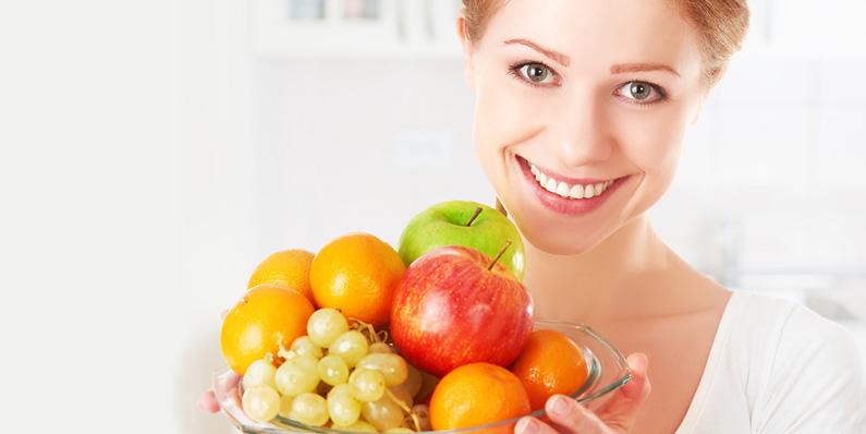 Frühjahrskur – Vitamine, Proteine und Flüssigkeit für die Haut