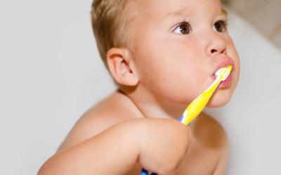 Kinderzahn – frühes Üben macht den Meister ... schon gewusst?